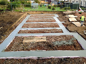 Reinforced Ground Beams and Slabs on piles | Below Ground